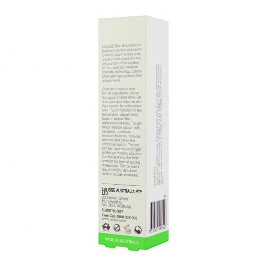Lalisse Anti-Spot Acne Gel 茶樹油袪痘精華啫喱