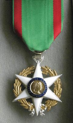 Medal of Knight Agricultural Merit Order